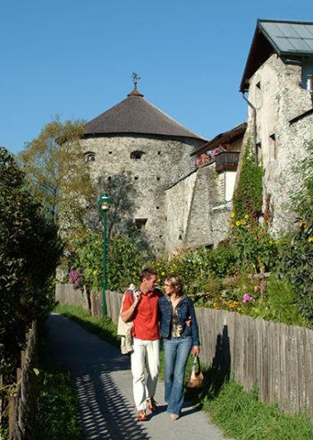 Radstadt, Salzburgerland, Østerrike / Lungau-Obertauern-Radstadt