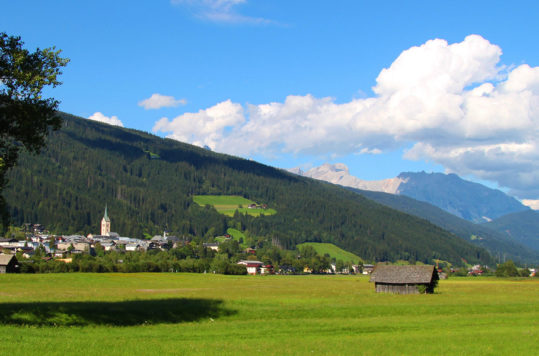Lungau-Obertauern-Radstadt, Salzburgerland, Østerrike