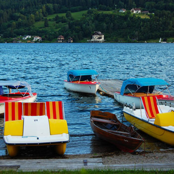 Millstätter See, Kärnten, Østerrike