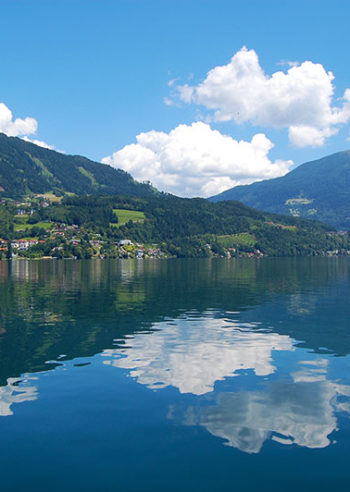 Millstätter See, Østerrikes fineste båtturer, Kärnten, Østerrike