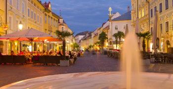 Klagenfurt, Kärnten, Østerrike