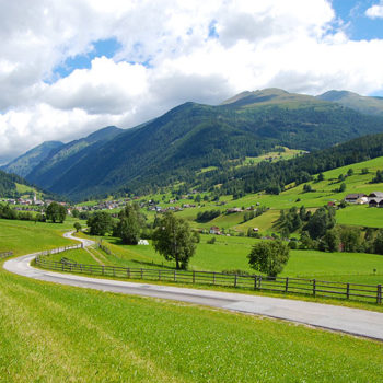 Lessachtal, Lungau, Salzburgerland, Østerrike
