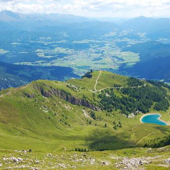 Speiereck, Lungau, Salzburg, Østerrike