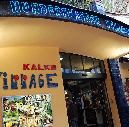 Hundertwasserhaus, Wien, Østerrike