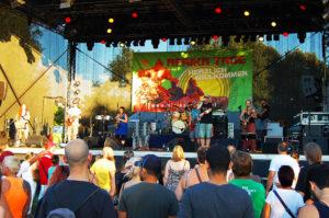 Afrikatage, Det musikalske Wien. Østerrike