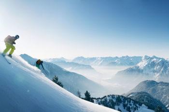 Alpint paradiset Østerrike