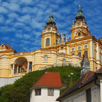 Stift Melk, Niederösterreich, Østerrike