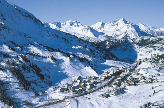Obertauern - Snøsikkert og familievennlig, Salzburgerland, Østerrike