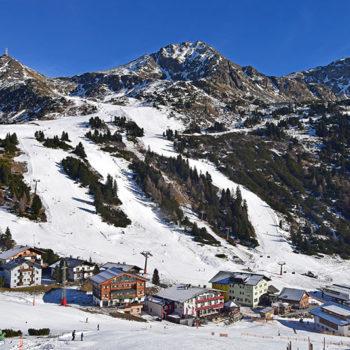 Alpinparadiset Obertauern, Lungau, Salzburg, Østerrike