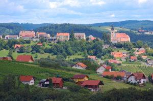 St. Anna am Aigen, Vulkanland, Steiermark, Østerrike