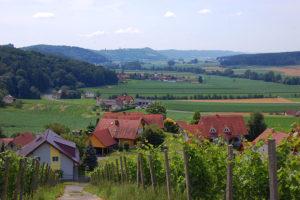 St. Stefan im Rosental, Vulkanland, Steiermark, Østerrike