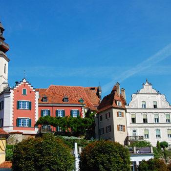 Historiske byer, Frohnleiten, Steiermark, Østerrike