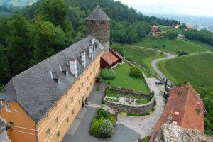 Burg Deutschlandsberg, Steiermark, Østerrike