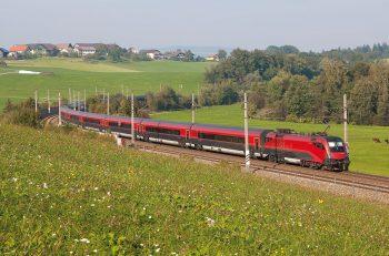 Wallersee, Tog, Østerrike