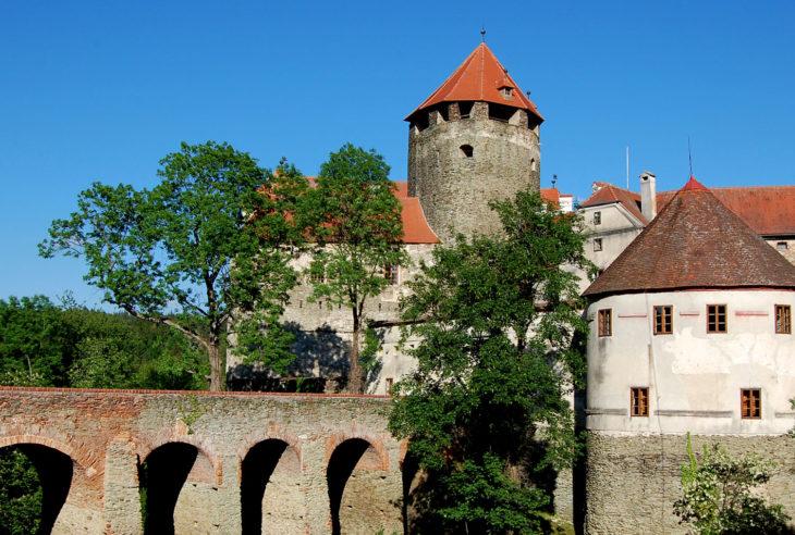 Burg Schlaining, Burgenland, Østerrike
