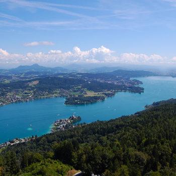 Sommerferieparadiset Wörthersee, Kärnten, Østerrike