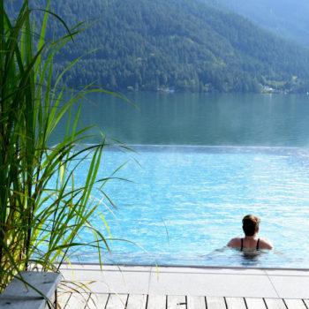 Badeferie, Achensee, Tirol, Østerrike