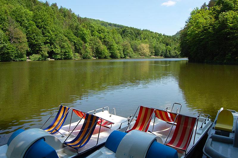 Thalersee, Severdigheter rundt Graz, Steiermark, Østerrike