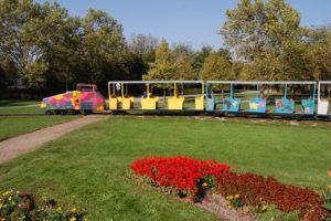 På togreise i Østerrike, Liliputbahn, Donaupark, Wien