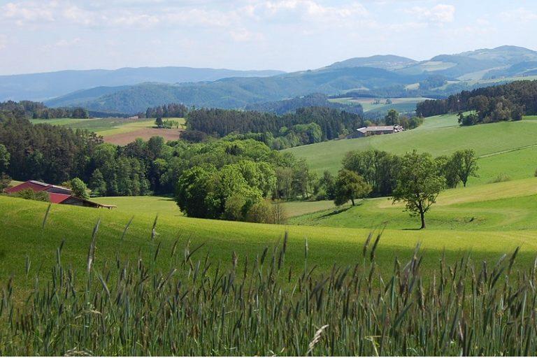 Bucklige Welt, Niederösterreich, Østerrike