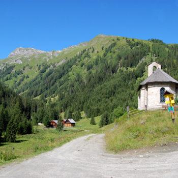 Murursprung, Muhr, Lungau, SalzburgerLand, Østerrike
