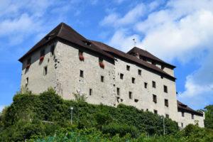 Schattenburg, Feldkirch, Vorarlberg, Østerrike