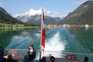 Achensee, Tirol, De fineste båtturene i Østerrike