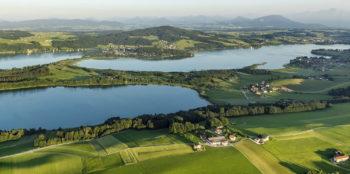 Salzburger Seenland, Salzburg, Østerrike