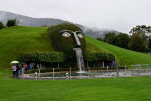 Fem morsomme aktiviteter for en regnværsdag i Tirol, Swarovski Kristallwelten, Wattens, Tirol, Østerrike