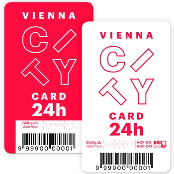 Vienna City Card, Wien, Østerrike
