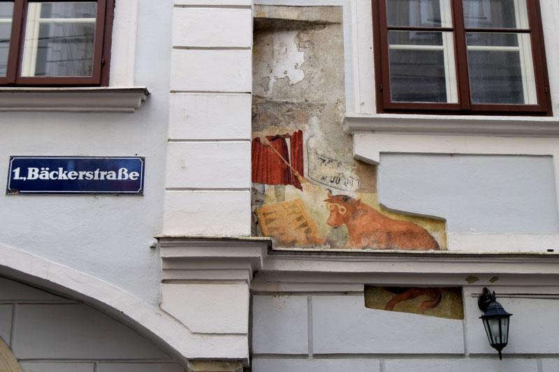 Fra Schwedenplatz til Stadtpark, Wien, Østerrike