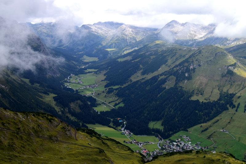 Lech am Arlberg, Vorarlberg, Østerrike