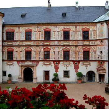 Fem morsomme aktiviteter for en regnværsdag i Tirol, Schloss Tratzberg, Tirol, Østerrike