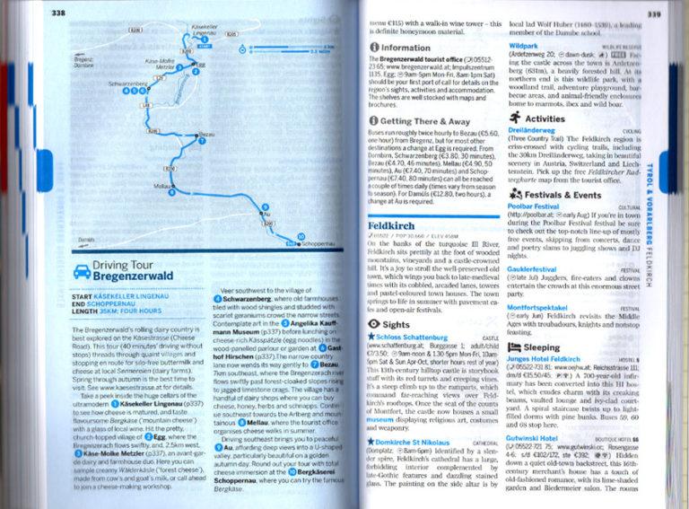 Boktips fra Østerrike Spesialisten for Austria - Lonely Planet - travel guidebook - bokanmeldelse