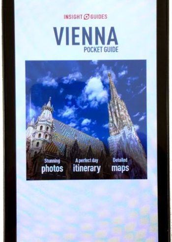 Walking Eye App, Vienna Pocket Guide – Insight Guides