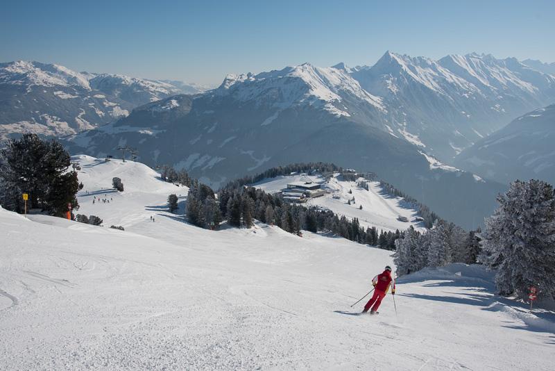 Zillertal, Tirol, Østerrike