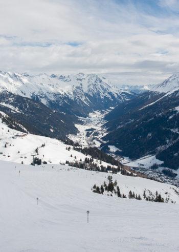 St. Anton am Arlberg, Tirol, Østerrike