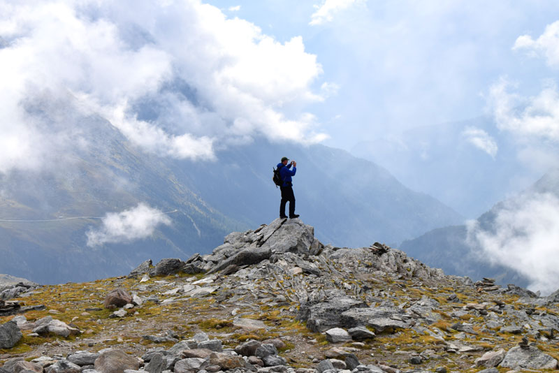 Mölltal Gletscher, Kärnten, Østerrike