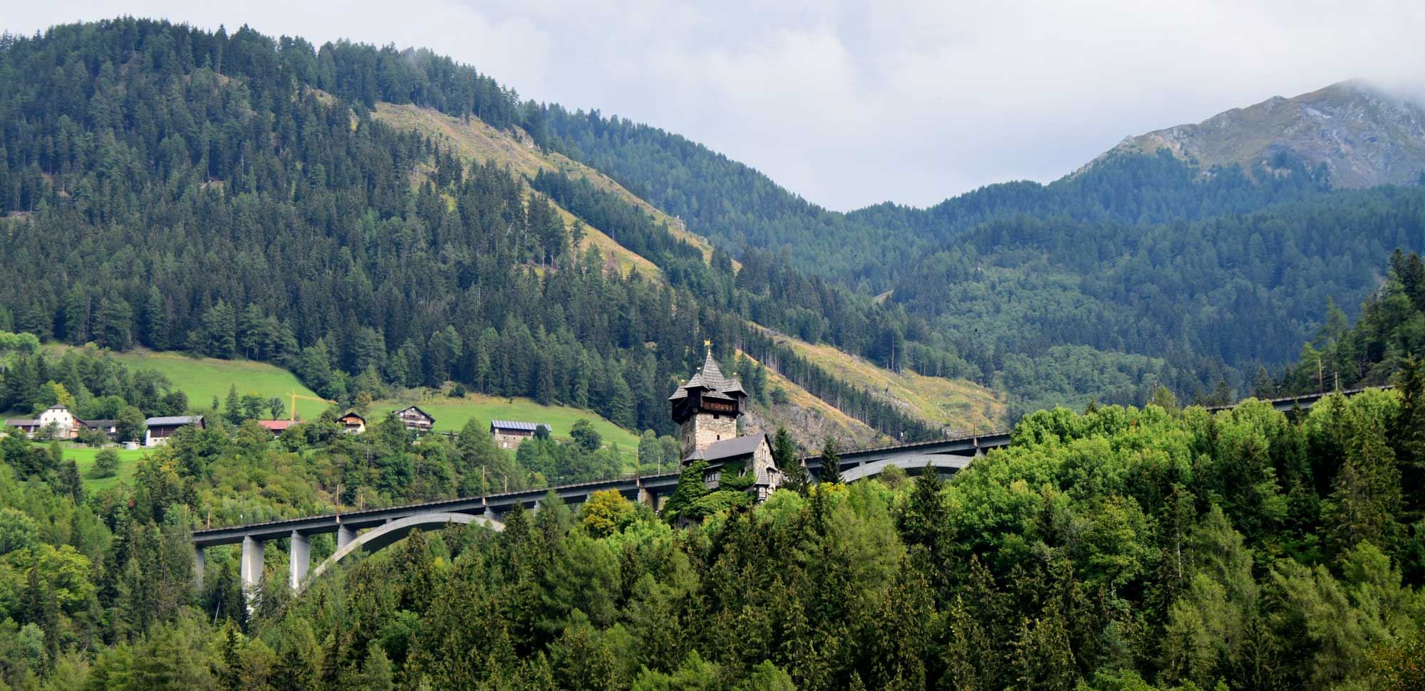 Burg Falkenstein, Kärnten, Østerrike