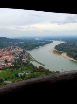 Hainburg and der Donau, Niederösterreich, Østerrike