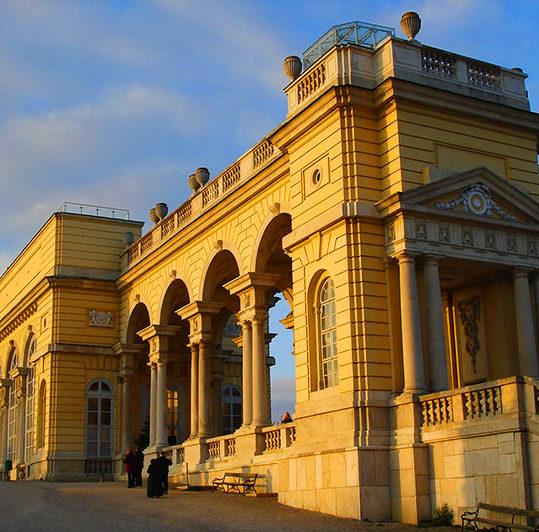 De beste utsiktspunktene i Wien - Gloriette, Schönbrunn, Wien, Østerrike