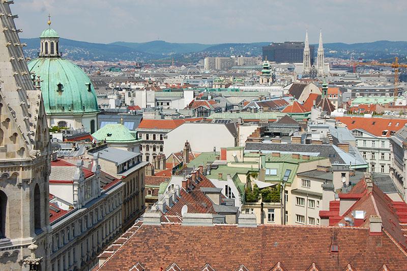 Stefansdom, Wien, Østerrike