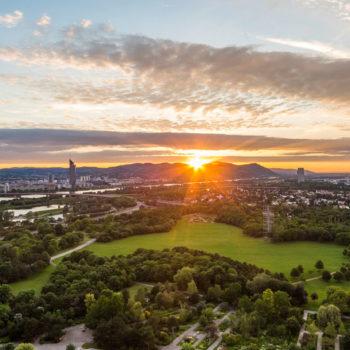 De beste utsiktspunktene i Wien, Østerrike