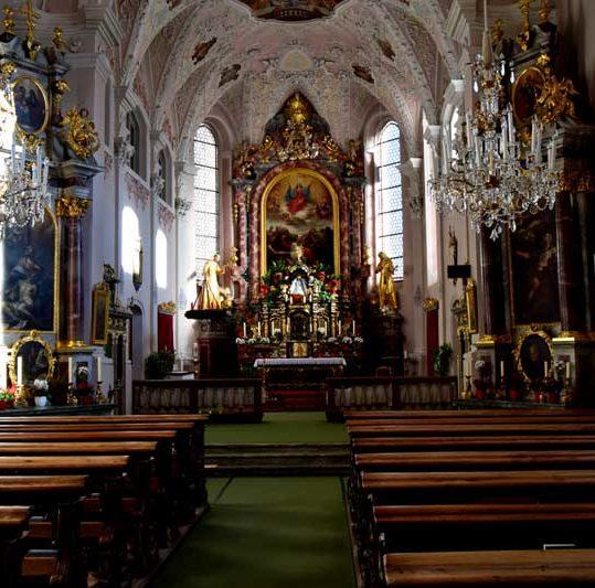 Maria Luggau, Lesachtal, Kärnten, Østerrike