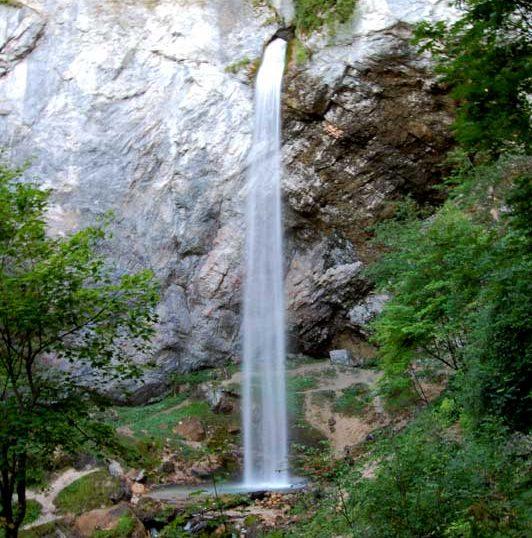 Wildensteiner Wasserfall, Kärnten, Østerrike