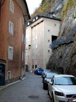 Steingasse, Salzburg, Østerrike