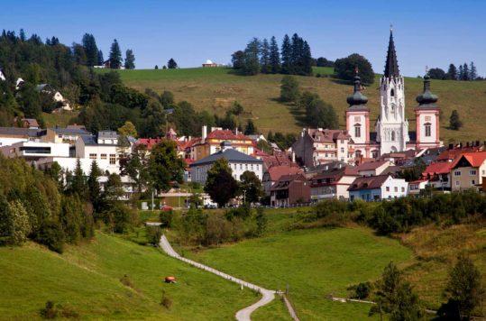 Mariazell, Steiermark, Østerrike