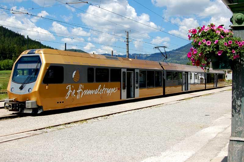 Mariazellerbahn, Steiermark, Østerrike