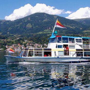 De fineste båtturene i Østerrike