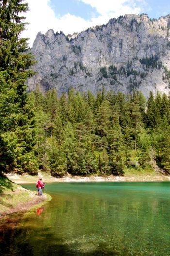 Gründer See, Steiermark, Østerrike